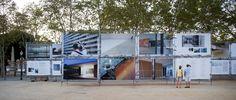 Pepo Segura · The Lives of the Pavilion