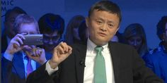 Alibaba founder Jack Ma has a brutal theory of how America went...
