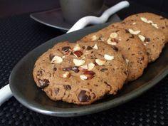 Cookies noisette-chocolat SGSL