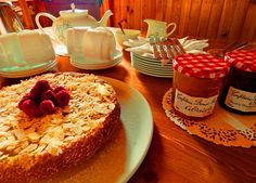 Enjoy home-made afternoon teas every day. Another delicious reason to visit us for a Skibug holiday www.skibug.co.uk