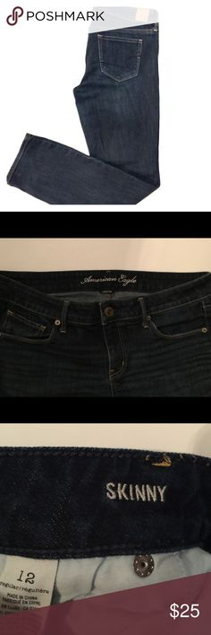 American Eagle jeans Cute jeans, skinny style. NWOT. American Eagle Outfitters Jeans Skinny