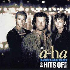 RHINO - Headlines and deadlines/The hits of a-ha (LP-Vinilo) Top 20 Hits, Always Shine, Song One, Jon Bon Jovi, Album Covers, Songs, Fictional Characters, Walmart, Lp