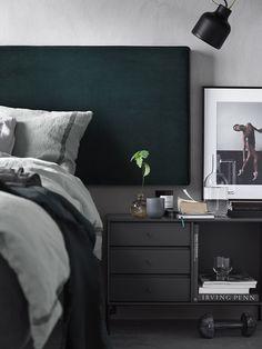 Inspireras av våra sovrum där japansk estetik möter skandinavisk tidlöshet. Här går pulsen ner och sinnena får vila.