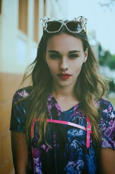 photography: erika astrid   ∆   model: caroline kaczor @L a models    styling: marissa essex   ∆   h+m: crystal liz