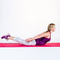 Swan dive: Ab workouts, from simple to killer, to help you flatten your belly, burn fat, and strengthen your core.   Health.com