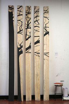 Love this concept for an art piece (En) Memoria