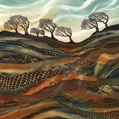 Waving in the Wind by Rebecca Vincent