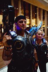 Gears of War armour building