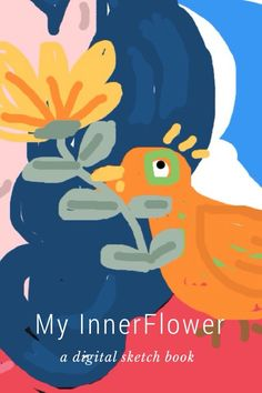 My #innerflower in Steller... A digital sketch book :)