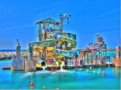 Pelican Plunge Castaway Cay is the fabulous Disney Cruise water slide located on their private island.  Most Disney Caribbean and Bahamas cruises have a port stop at Castaway Cay. You are certainly…