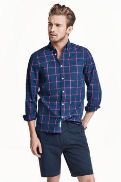 las mejores tendencias para 2016  camisas cuadros Button Down Collar 20529839be0
