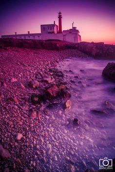 Cabo Raso Lighthouse by Bruno Veiga on 500px