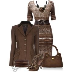 """Printed Dress"" by traceyj12 on Polyvore"