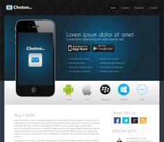 Mobile Website Templates Templatesdock  Free Website Template  Ipholio  Html Template