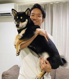 """朝倉 海 Kai Asakura on Instagram: """"犬の成長は早いですね #大吉くん"""" Instagram"""