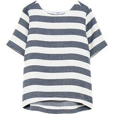 Top, Stripe Top - Costes