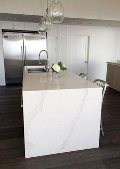 Caesarstone Calacatta Nuvo Kitchen Counters