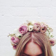 Mary Mary Studio | Floral Headband