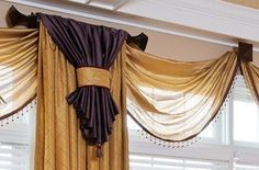 Window Treatments - Clásico - Otras zonas - de Decorating Den Interiors Valerie Ruddy