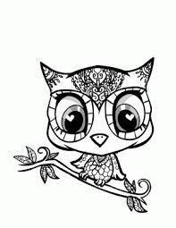 buhos para colorear  Pesquisa Google  corujas  Pinterest  Owl