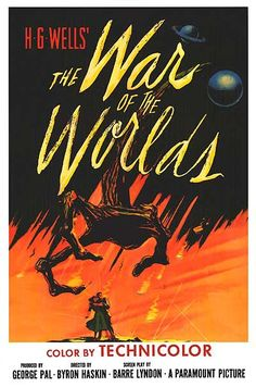 [ WAR OF THE WORLDS POSTER ]