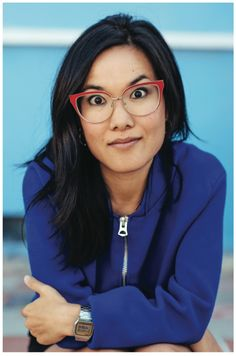 Get to Know Stand-Up Comedienne & 'Fresh Off the Boat' Writer Ali Wong
