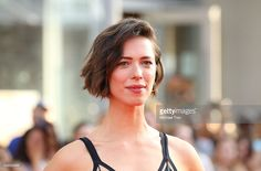 News Photo : Rebecca Hall arrives at the Los Angeles premiere...
