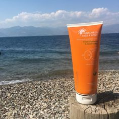 Don't forget to use your Sun Cream Face&Body SPF 30 to moisturize and…