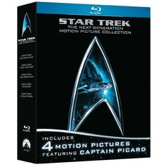 Amazon.com: Star Trek: The Next Generation Motion Picture Collection