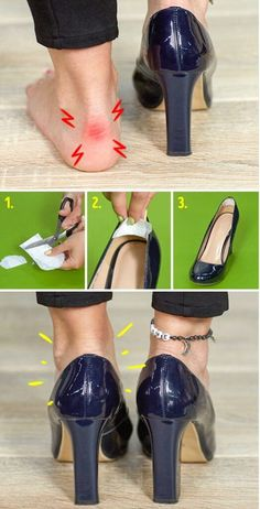 10 ingenious tips to make your life 10 times easier, even though you haven& managed to become an Internet phenomenon yet Diy Clothes Hacks, Clothing Hacks, Diy Vetement, Making Life Easier, Tips Belleza, Ring Verlobung, Pumps, Heels, Character Shoes