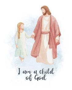 Lds Art, Bible Art, Bible Verses Quotes, Jesus Quotes, Arte Lds, Love One Another Quotes, Jesus Artwork, Jesus Cartoon, Bibel Journal