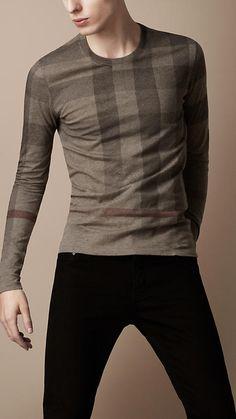 Long sleeve top   Burberry