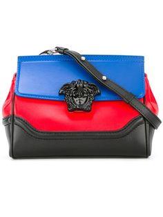 71a2f6903a VERSACE Palazzo Empire colour block shoulder bag.  versace  bags  shoulder  bags  leather