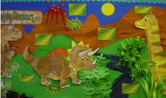 Dinosaurs classroom display photo - Photo gallery - SparkleBox
