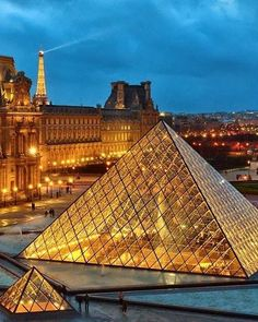 Louvre Museum-Established August 10, 1793-The Musée du Louvre contains more than 380,000 objects and displays 35,000 works of art in eight curatorial departments.-2 important works: Mona Lisa, Michaelangelo's David