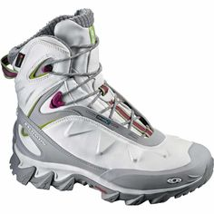 The stylishly aggressive look is matched by a mix of winter-busting technology so your feet stay warm, dry, and comfortable in freezing weather and in wet conditions. Winter Shoes, Stay Warm, Cleats, Combat Boots, Fashion, Zapatos, Football Boots, Moda, Cleats Shoes