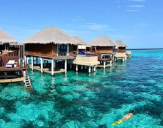 Coco Bodu Hithi Maldives: The Best of Overwater Living - VacationIdea.com