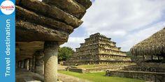 El Tajin, Pre-Hispanic City, Mexico
