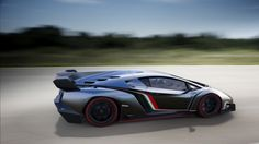 Lamborghini is celebrating 50 years of creating some of the worlds most outrageous automo...