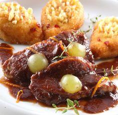 Narancsos őzcomb – Receptletöltés Hungarian Recipes, Hungarian Food, Potato Salad, Food Porn, Food And Drink, Cooking Recipes, Tasty, Dishes, Drinks