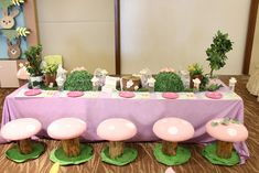 375 Best Garden Party Ideas Images On Pinterest Garden Birthday