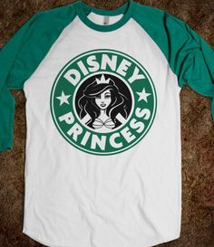 Mermaid Princess (Baseball) - Adventure Tees - Skreened T-shirts, Organic Shirts, Hoodies, Kids Tees, Baby One-Pieces and Tote Bags