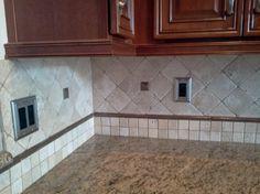 kitchen tile ideas | ... Tile Installation. - Kitchen Decor Ideas, Kitchen Design, Kitchen