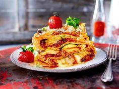 "Wickellasagne ""Serrano-Flitzer"" - New Site Cupcake Recipes, Snack Recipes, Pumpkin Spice Cupcakes, Fall Desserts, Ice Cream Recipes, Eat Cake, Healthy Snacks, Cravings, Good Food"