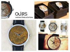OU:RS - watches made out of time | VIELFACH Berlin Das Kreativkaufhaus | Berlin