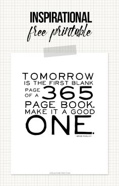 Love this printable!