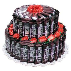 Have to have it. Hershey™ Candy Cake - $59.99 @hayneedle.com