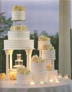 unique wedding cakes ideas3