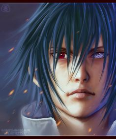 Sasuke Uchiha (Realismo) by NARUTO999-BY-ROKER on DeviantArt