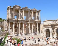All of the Seven Churches of Revelations are to be found in what is today the modern country of Turkey.